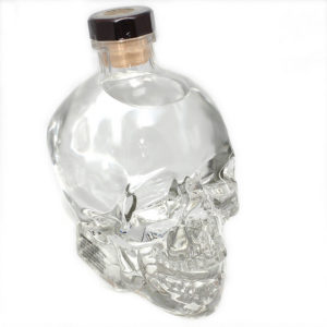 Crystal Head Vodka Bottle Packaging Design