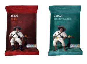 Snack Packaging Samples - Tesco Chips