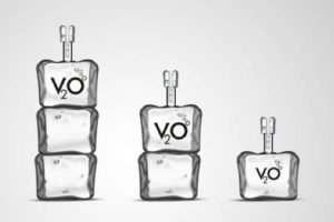 v2o Vodka Bottle Packaging Design