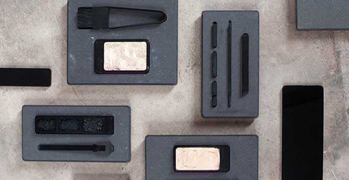 Creative Packaging - Masculine Cosmetics