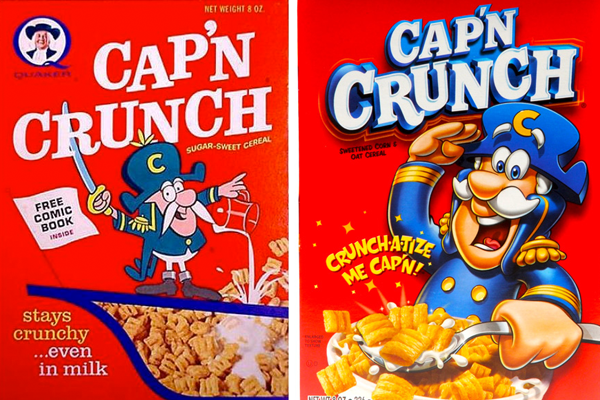 Cereal and Food Packaging