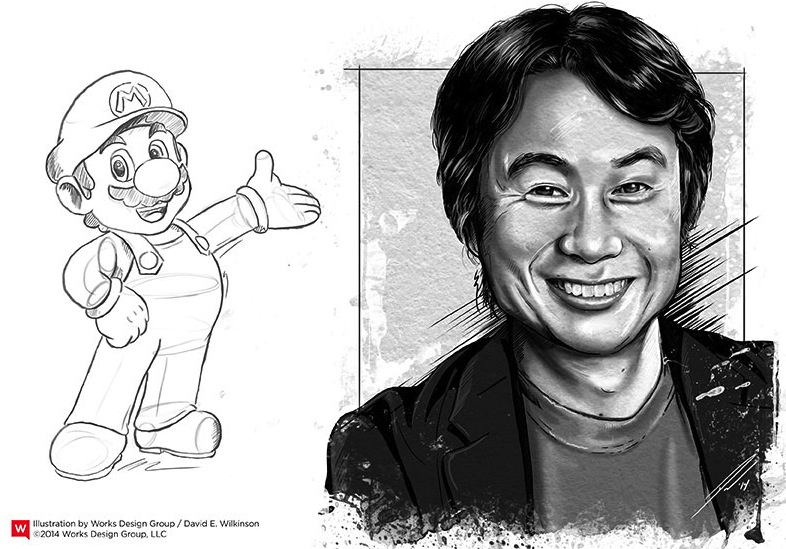 Miyamoto and Nintendo Design