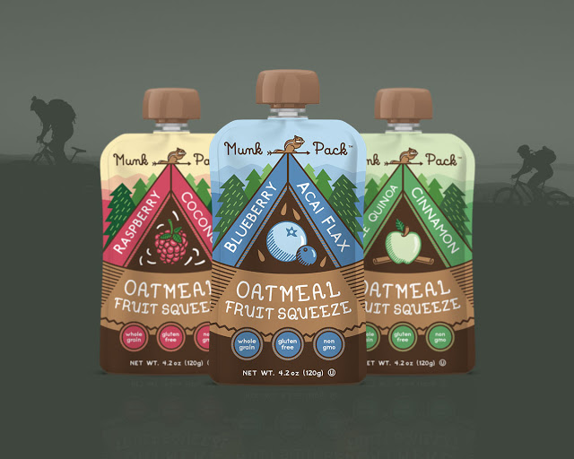 natural food packaging