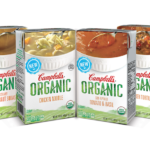 Campbell's Taps Works Design for Organic Soup Line