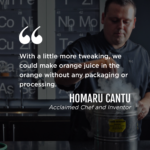 Words of Wisdom from Homaru Cantu