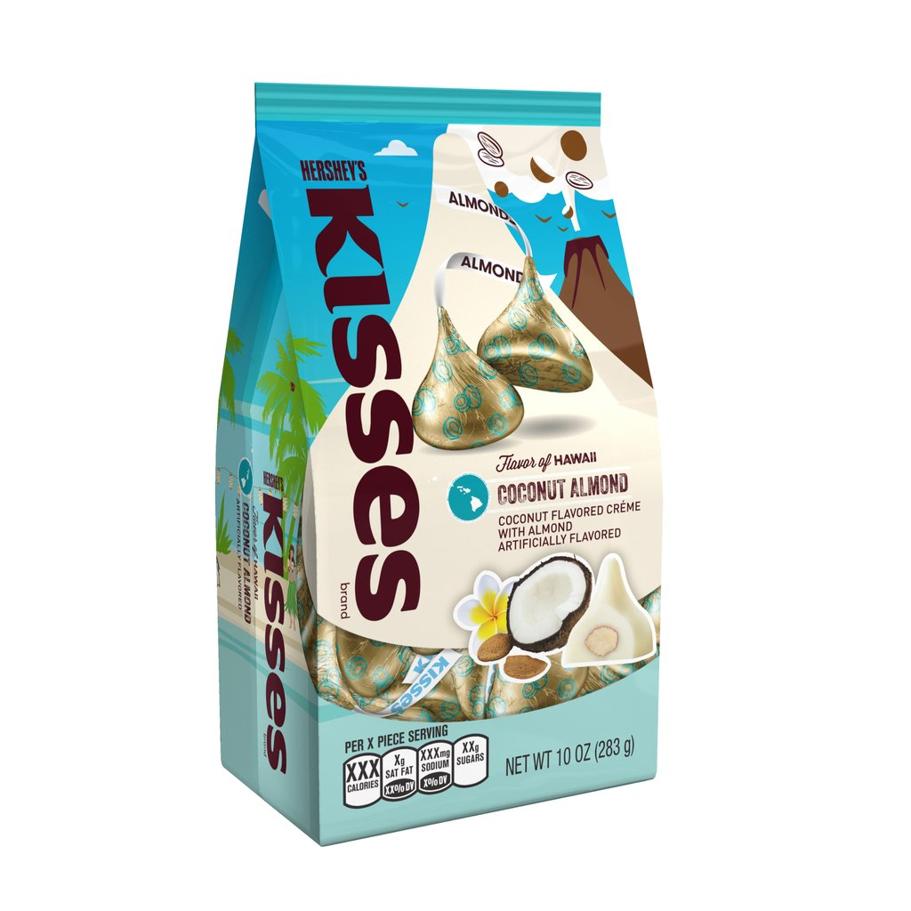 Flavor-Hawaii-Hershey-Kisses-Chocolates-Coconut-Almond-Flavor