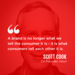 Words of Wisdom from Scott Cook
